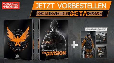 Editions & Pre-Order / The Division Zone
