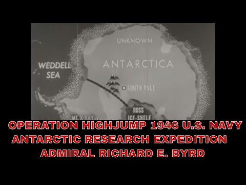 The Nazi Antarctic fortress: Base 211 and Operation