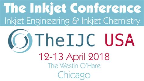 The Inkjet Conference (TheIJC) goes to America