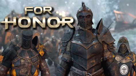 For Honor - Warlord Apollyon Campaign Gameplay Trailer