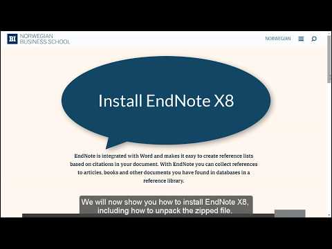 Endnote X8 Crack + Product key Generator Free Download