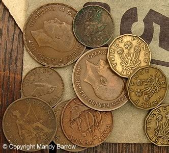 Understanding old British money - pounds, shillings and pence