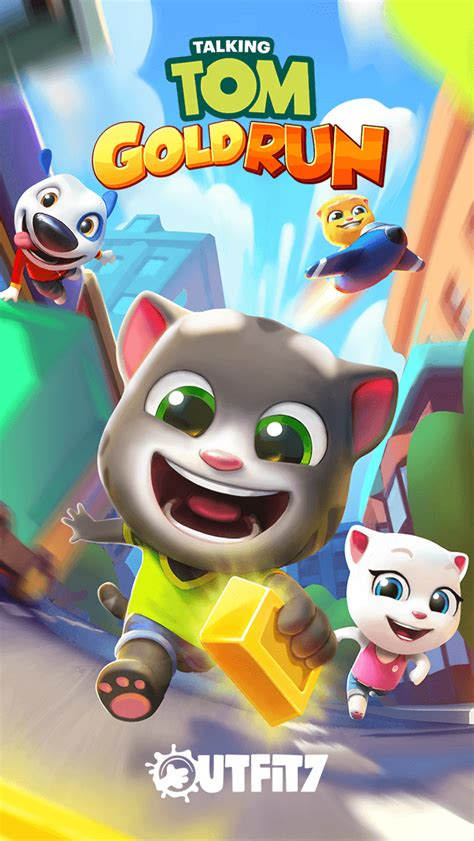 Talking Tom Course à l'or iPhone 17/20 (test, photos)