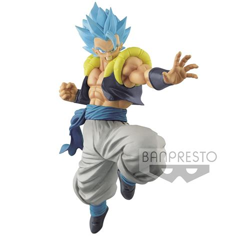 Figurine Gogeta Super Saiyan Blue - Broly The Movie