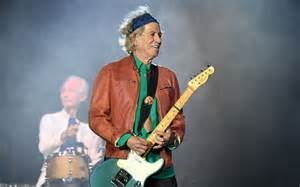 The Rolling Stones' Keith Richards Announces Major
