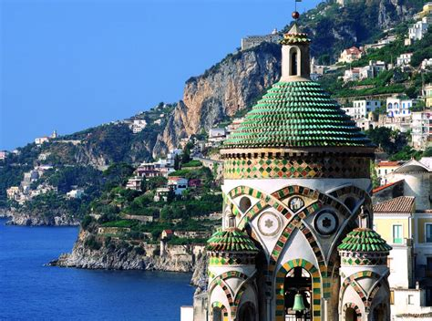 Italy by Water: Part 2 – The Amalfi Coast | Weekend in Italy