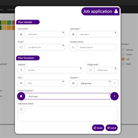 Responsive Form Framework - Forms Plus: CSS by
