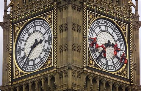 Big Ben celebrates its 150th birthday - Telegraph