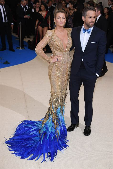 Most interesting part of Blake Lively's MET Gala dress not