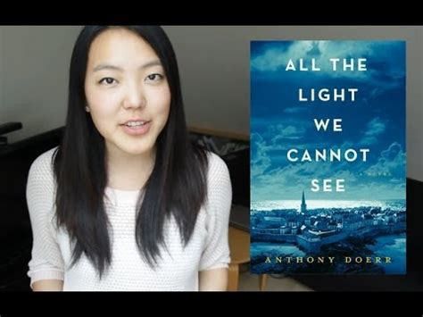 All The Light We Cannot See | Book Review - YouTube