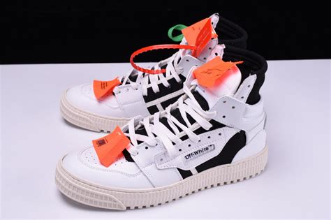 Virgil OFF WHITE Low 3