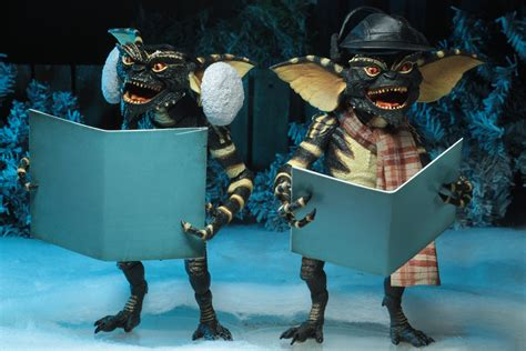 """Gremlins – 7"""" Scale Action Figure – Christmas Carol Winter"""