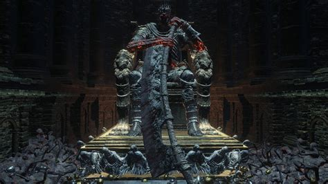 Yhorm The Giant (In-game Extended) (Dark Souls 3 Extended