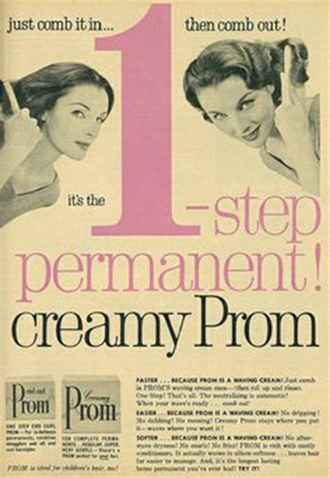 1000+ images about Vintage hair products on Pinterest