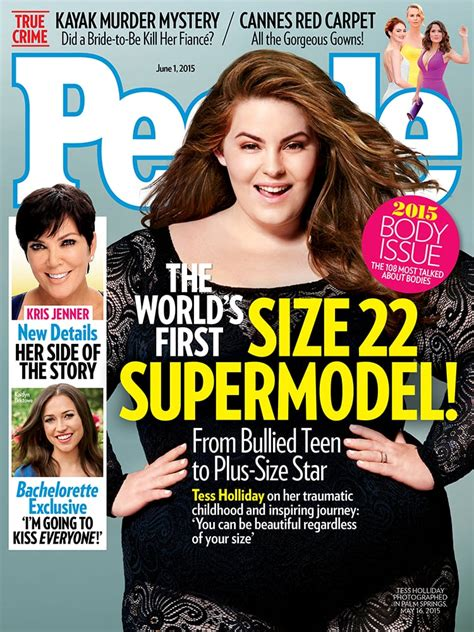 Her latest win? She landed the cover of People magazine