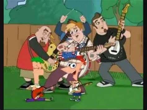 Bowling For Soup - Today Is Gonna Be A Great Day (Phineas