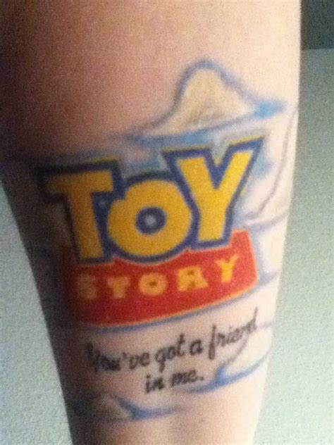 55 Toy Story Tattoos That Would Make Pixar Proud - TattooBlend