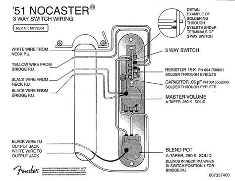 Telecaster Custom Wiring Diagram - bookingritzcarlton