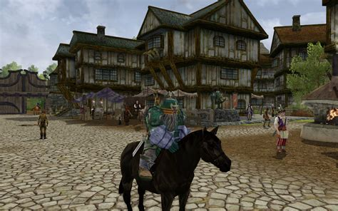 How To Get Your First Horse Mount in LOTRO - A Beginner's