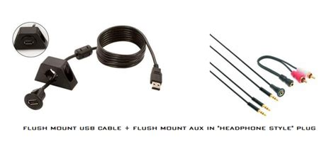 Flush Mount USB Cable Extension 6' – Dynavin North America
