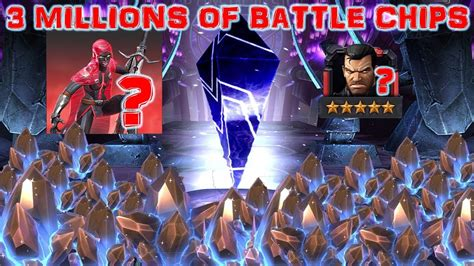 MCOC: CRYSTAL OPENING Guillotine 2099 Crystals And 300X