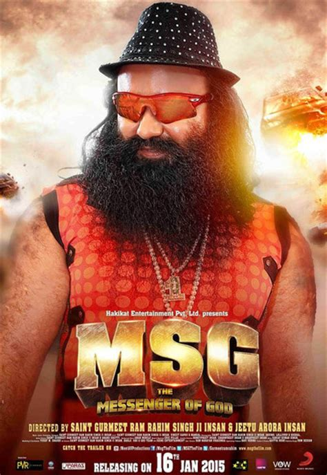 MSG - The Messenger (2015) Full Movie Watch Online Free