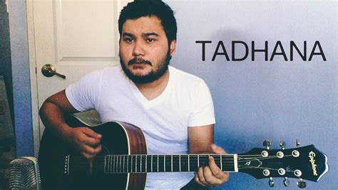 Up Dharma Down - Tadhana (Acoustic Cover by Mac Murillo