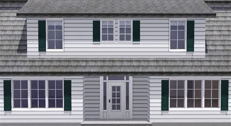 Mod The Sims - Separated Shutters (Shiftable Left & Right