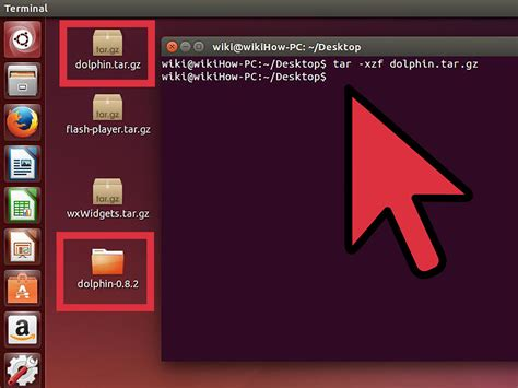 How to Extract Tar Files in Linux: 9 Steps (with Pictures)