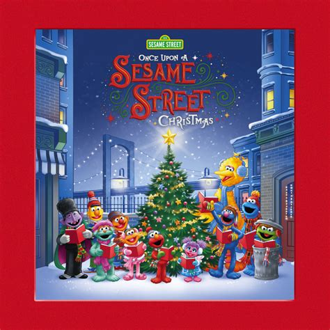 Once Upon a Sesame Street Christmas (book)   Muppet Wiki