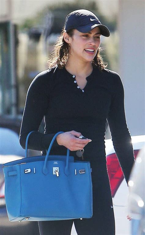 Paula Patton Goes Makeup-Free, Looks Fit During Rare
