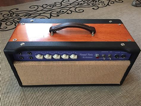 Ceriatone Hand Wired Fender '57 Twin Amp Head & 2x12 | Reverb