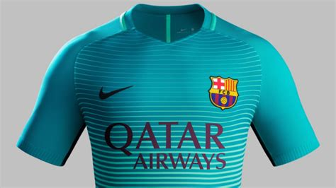 Barcelona To Wear Unique 'Glow-In-The-Dark' Third Kit For