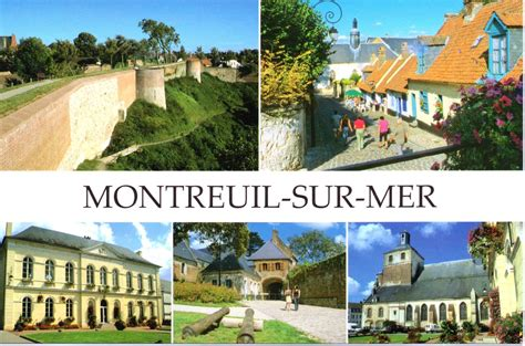 Northern France, Montreuil-Sur-Mer (Not Near The Sea