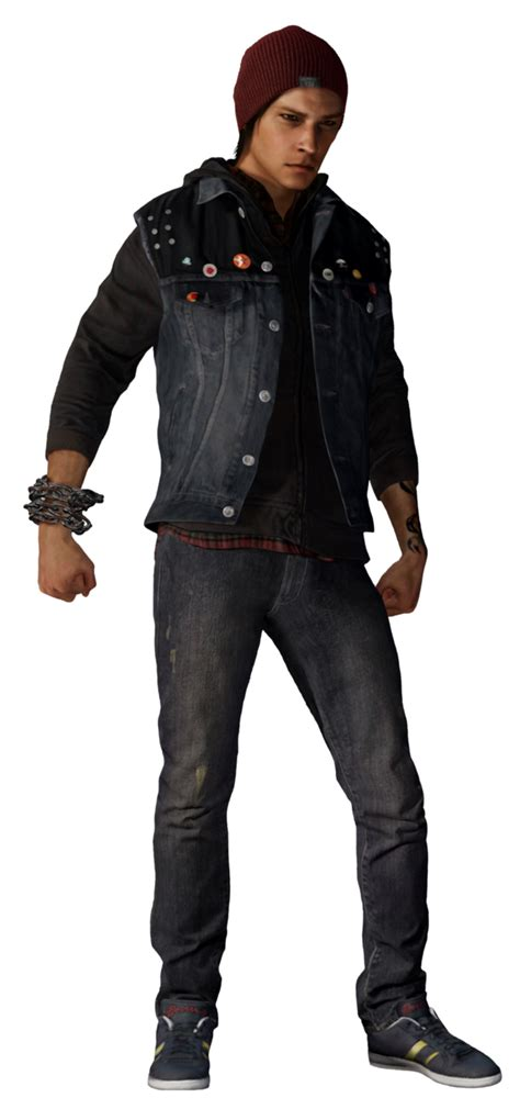 Delsin Rowe | PlayStation All-Stars FanFiction Royale Wiki