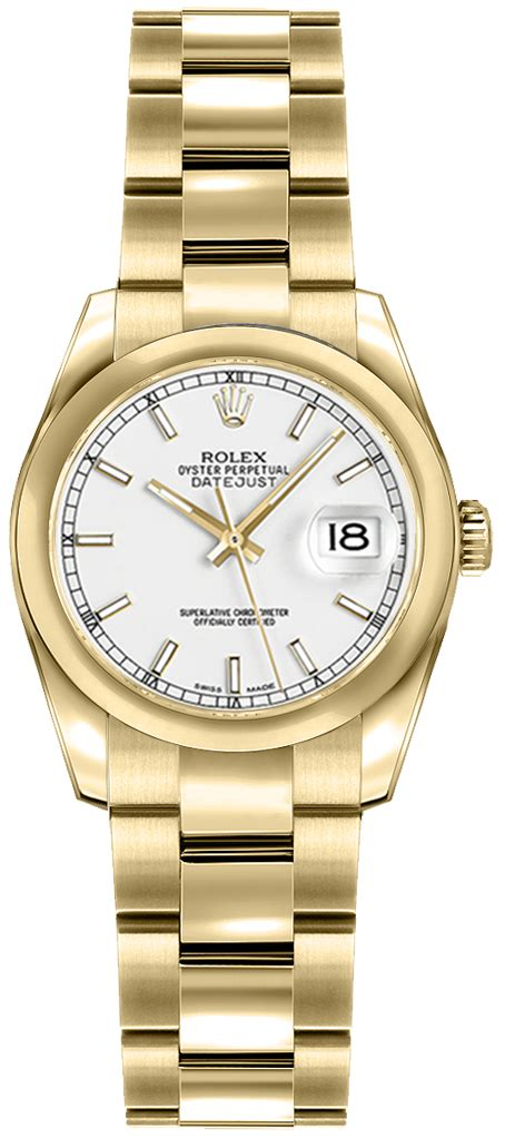 Rolex Oyster Perpetual Datejust Lady 179168 Womens 26mm