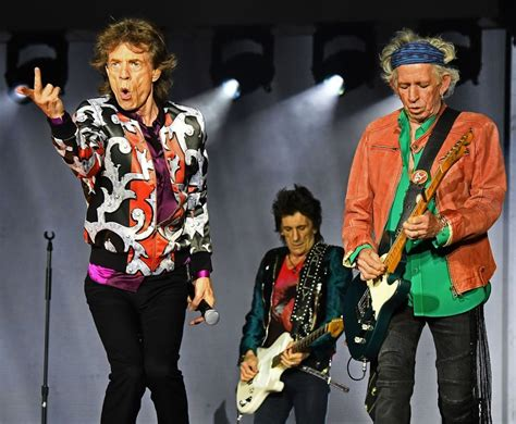 How Old Are The Rolling Stones?