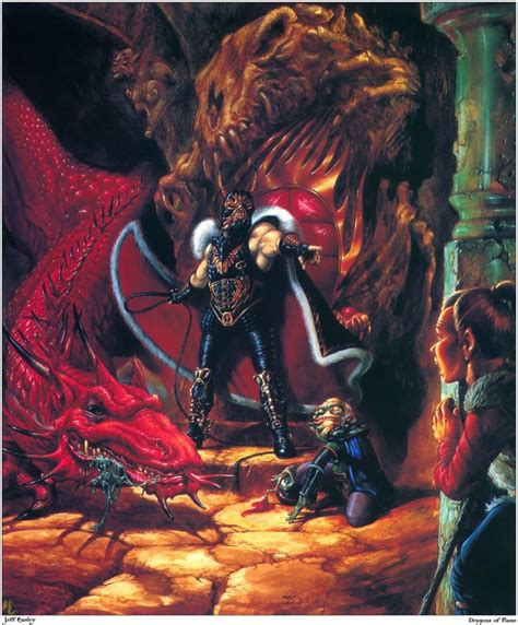 Advanced Dungeons and Dragons Art   Artworks Advanced