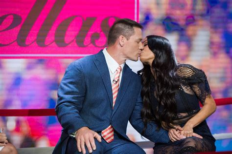 Nikki Bella Says Seeing John Cena With Another Woman Will