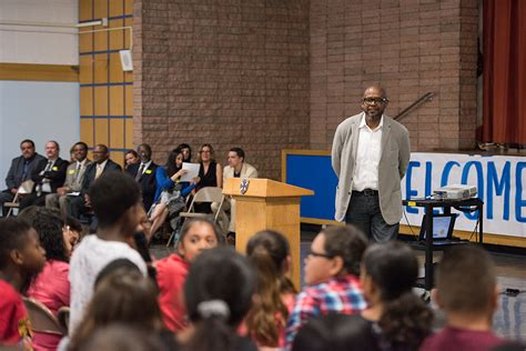 Forest Whitaker Partners with Cal State University
