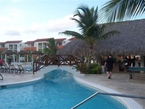 View from our room - Picture of Now Larimar Punta Cana