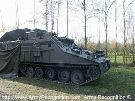 CVRT Sultan light tracked armoured vehicle command post