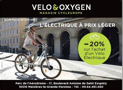Velo&Oxygen Romilly - Magasin Cycleurope - Accueil | Facebook