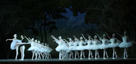 LAC DES CYGNES - THE MOSCOW CITY BALLET - Ballets