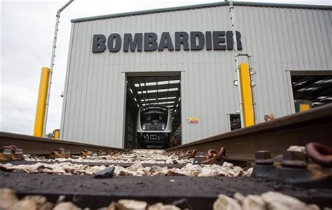 Bombardier to invest up to US$300M more this year on rail