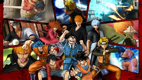 J-Stars: Victory VS Preview - Anime Worlds Collide - The