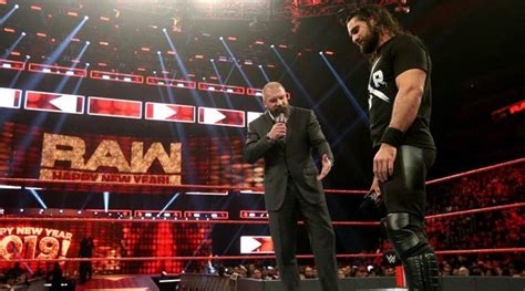 WWE RAW Recap: Triple H confronts Seth Rollins in final