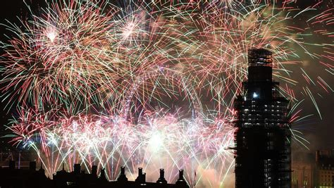 Watch London New Year's Eve Fireworks Live Stream 2020